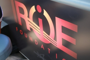 Irie Foundation Front